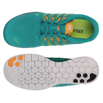 buty do biegania damskie NIKE FREE 5.0 / 642199-303