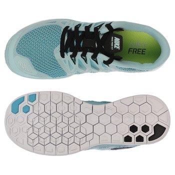 buty do biegania damskie NIKE FREE 5.0 / 642199-402