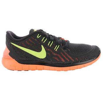 buty do biegania damskie NIKE FREE 5.0 / 724383-012