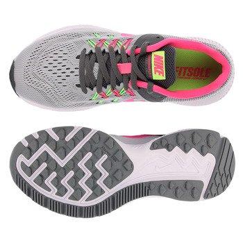buty do biegania damskie NIKE ZOOM WINFLO 2 / 807279-007