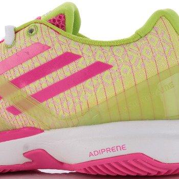 buty tenisowe damskie ADIDAS ADIZERO UBERSONIC CLAY / AF5792