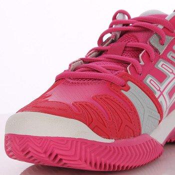 buty tenisowe damskie ASICS GEL- RESOLUTION 5 CLAY / E352Y-1901
