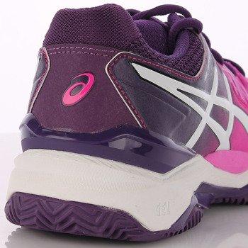 buty tenisowe damskie ASICS GEL- RESOLUTION 6 CLAY / E553J-3537