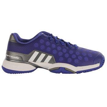 buty tenisowe juniorskie ADIDAS BARRICADE 9 xJ / B44426