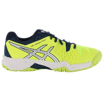 buty tenisowe juniorskie ASICS GEL-RESOLUTION 6 GS / C500Y-0701