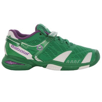 buty tenisowe juniorskie BABOLAT PROPULSE 4 JUNIOR WIMBLEDON / 32S1477-125
