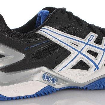 buty tenisowe męskie ASICS GEL-RESOLUTION 5 CLAY / E302Y-9001