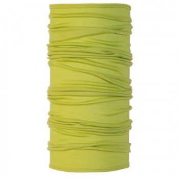 chusta do biegania BUFF WOOL KIWI