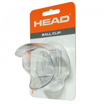 chwytak na piłkę HEAD BALL CLIP clear / TAH-047/CL