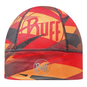 czapka do biegania BUFF XDCS TECH HAT BUFF UTOPIA ORANGE / 111214.204.10