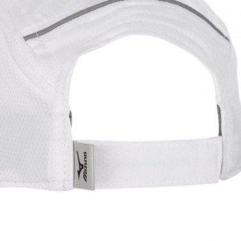 czapka do biegania MIZUNO DRYLITE CAP / 67XBF30001 WH