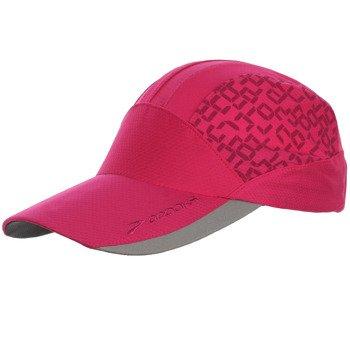 czapka do biegania damska BROOKS  PRINTED MESH HAT