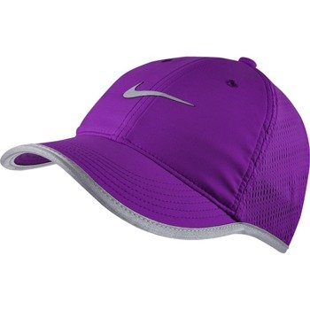 czapka do biegania damska NIKE RUN KNIT MESH / 810138-556