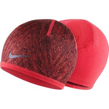 czapka do biegania damska dwustronna NIKE RUN COLD WEATHER / 632297-646