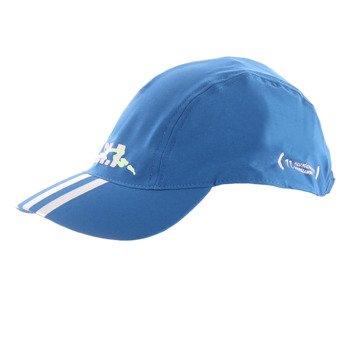 czapka do biegania męska ADIDAS CLIMALITE 3S CAP 11. PZU Półmaraton Warszawski / AJ9691