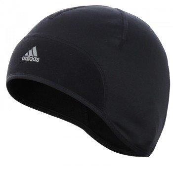 czapka do biegania męska ADIDAS RUNNING CLIMAWARM WINDSTOPPER BEANIE / X50792