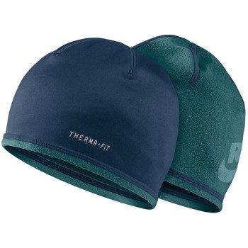 czapka do biegania męska dwustronna NIKE BEANIE / 575822-410