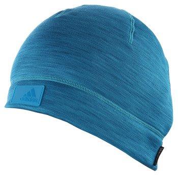 czapka sportowa damska ADIDAS CLIMAHEAT FLEECE BEANIE / AY8477
