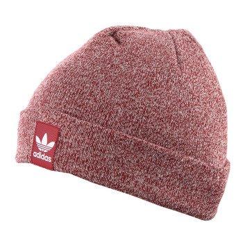 czapka sportowa damska ADIDAS RIB LOGO BEANIE / AY9068