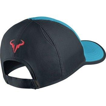 czapka tenisowa NIKE RAFA FEATHERLIGHT CAP Rafael Nadal / 715146-407