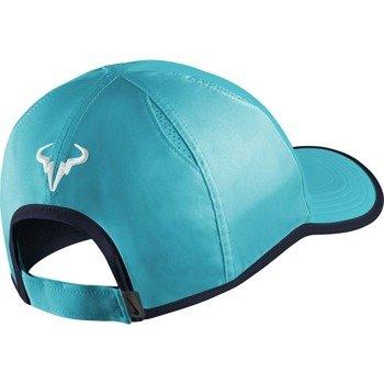 czapka tenisowa NIKE RAFA FEATHERLIGHT CAP Rafael Nadal / 715146-418