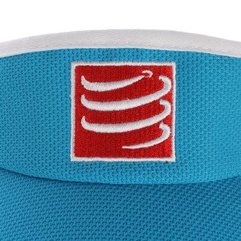 daszek biegowy COMPRESSPORT VISIOR CAP blue / RACS-0020
