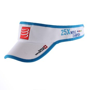 daszek biegowy COMPRESSPORT VISOR CAP 25X WORLD CHAMPION / RACS-0025