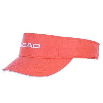 daszek tenisowy damski HEAD WOMEN'S VISOR / 287025 CO