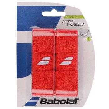 frotka tenisowa BABOLAT JUMBO WRISTBAND x2 / 45S1376-104