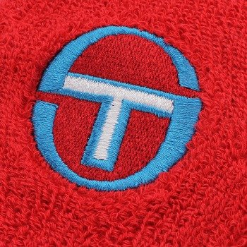 frotki tenisowe SERGIO TACCHINI TOMMY WRISTBAND 2P (2 sztuki)