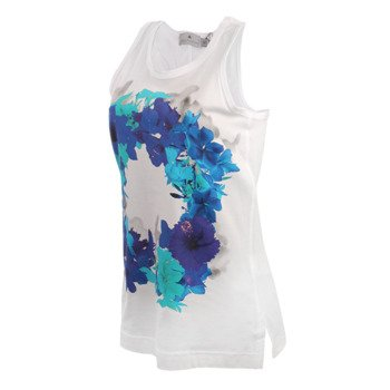 koszulka do biegania Stella McCartney ADIDAS ESSENTIALS BLOSSOM TANK / AI8900