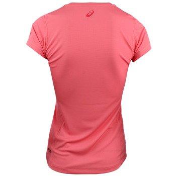 koszulka do biegania damska ASICS GRAPHIC SHORT SLEEVE TOP / 132111-6018