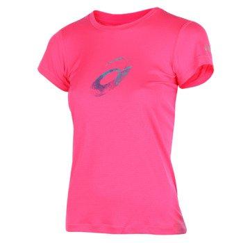 koszulka do biegania damska ASICS GRAPHIC SHORTSLEEVE TOP / 110423-0273