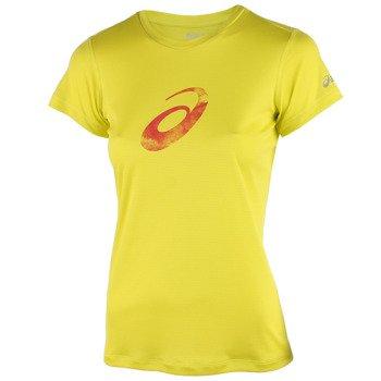 koszulka do biegania damska ASICS GRAPHIC SHORTSLEEVE TOP / 110423-0497