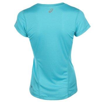 koszulka do biegania damska ASICS GRAPHIC SHORTSLEEVE TOP / 110423-0877