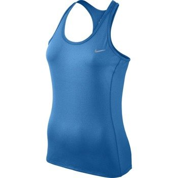 koszulka do biegania damska NIKE DRI-FIT CONTOUR TANK / 644688-435