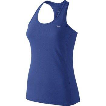 koszulka do biegania damska NIKE DRI-FIT CONTOUR TANK / 644688-480