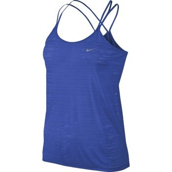 koszulka do biegania damska NIKE DRI FIT COOL BREEZE STRAPPY TANK / 644714-480