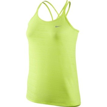 koszulka do biegania damska NIKE DRI FIT COOL BREEZE STRAPPY TANK / 644714-702
