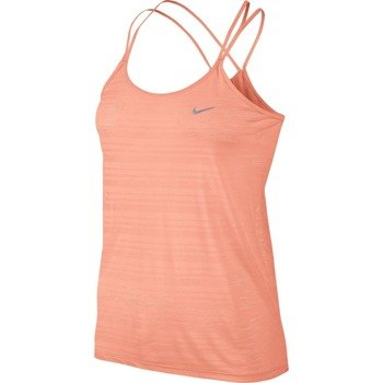 koszulka do biegania damska NIKE DRI FIT COOL BREEZE STRAPPY TANK / 644714-832