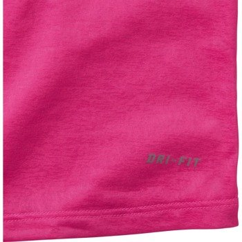 koszulka do biegania damska NIKE DRI-FIT COOL SHORT SLEEVE / 719870-639