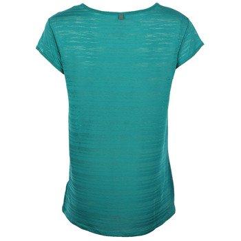 koszulka do biegania damska NIKE DRI FIT TOUCH BREEZE STRIPE SHORTSLEEVE