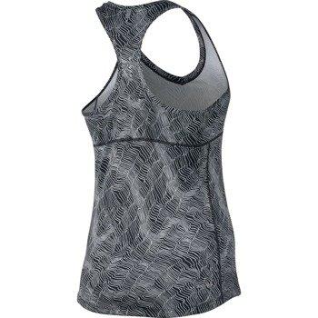 koszulka do biegania damska NIKE DRY MILER TANK PRINT / 799558-010