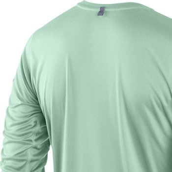 koszulka do biegania damska NIKE MILER LONGSLEEVE TOP / 519833-308
