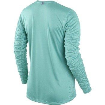 koszulka do biegania damska NIKE MILER LONGSLEEVE TOP / 519833-466