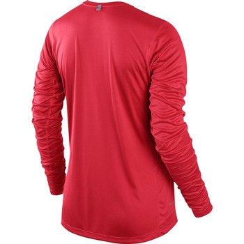 koszulka do biegania damska NIKE MILER LONGSLEEVE TOP / 519833-662