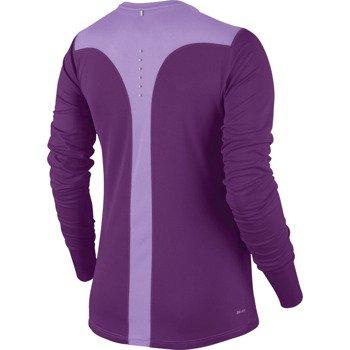 koszulka do biegania damska NIKE RACER LONG SLEEVE / 645445-556