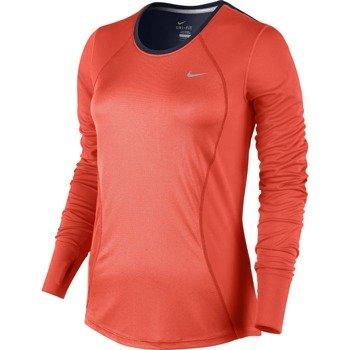 koszulka do biegania damska NIKE RACER LONG SLEEVE / 645445-671