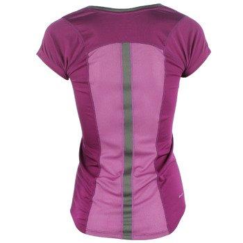 koszulka do biegania damska NIKE RACER SHORTSLEEVE TOP / 520276-519