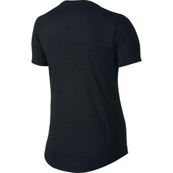 koszulka do biegania damska NIKE RUN ICON LONDON MARATHON TEE / 802319-010
